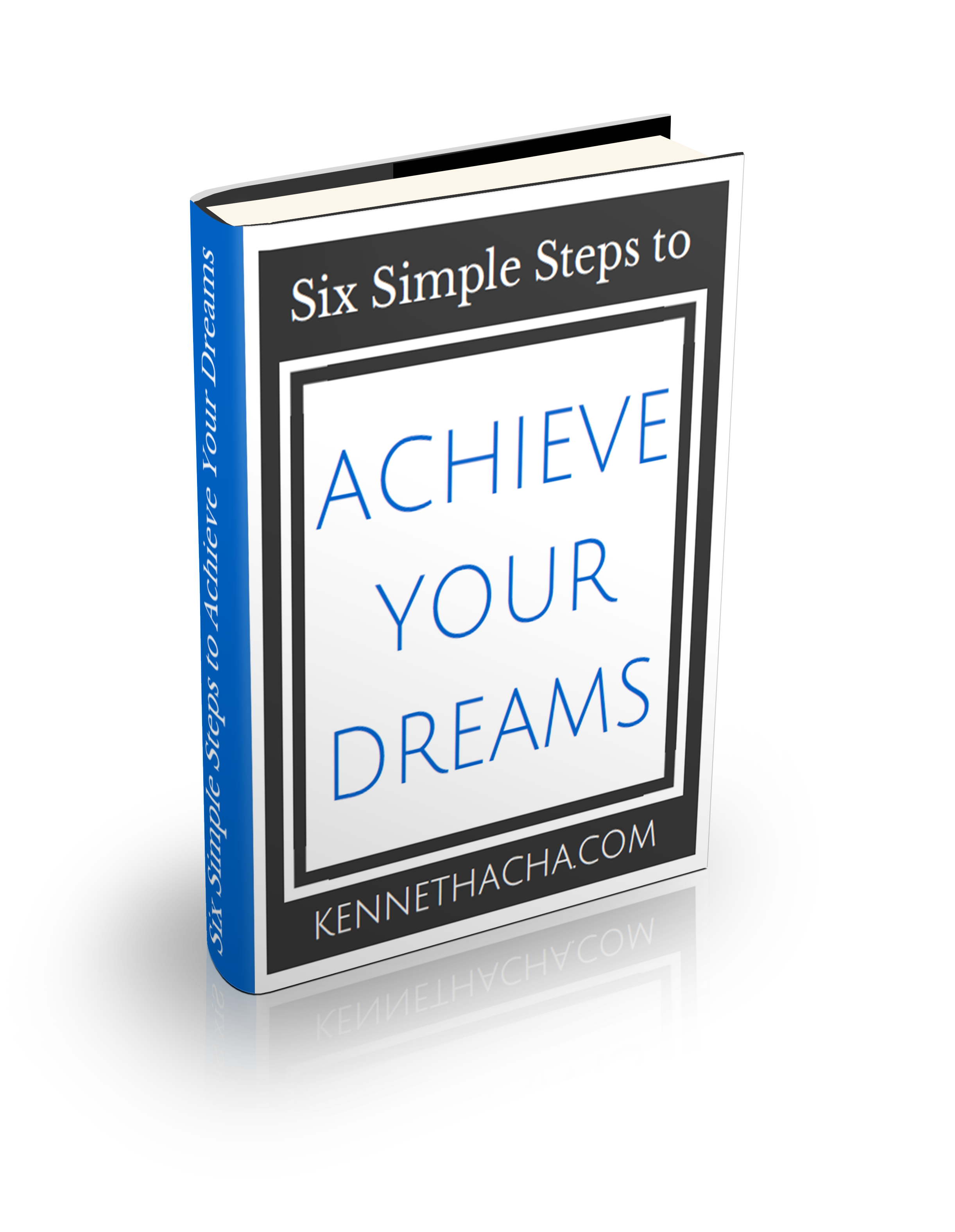 Six Simpe Steps ebook cover