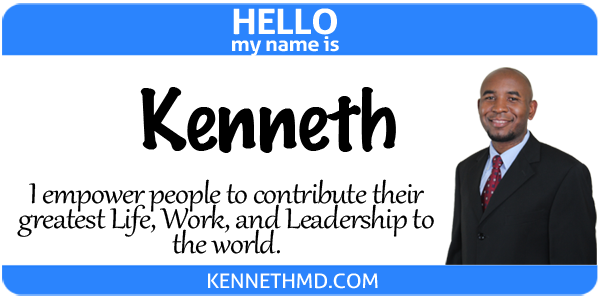 Hello my name is Kenneth