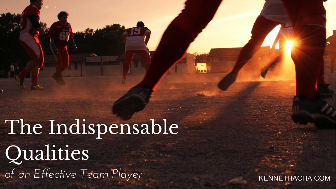 The Indispensable Qualities of an Effective Team Player