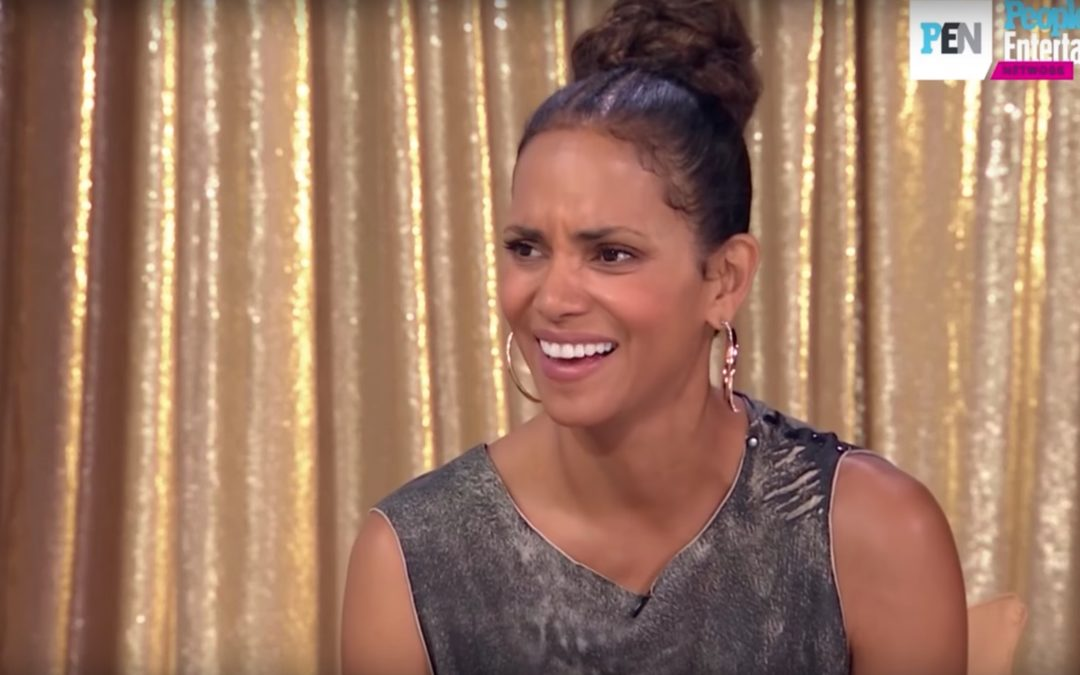 How Halle Berry Stays Slim Fit